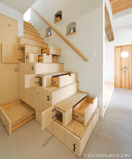 Best Space-Saving Design Ideas For Homes