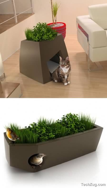 Awesomely Clever Pet Friendly Furniture Items