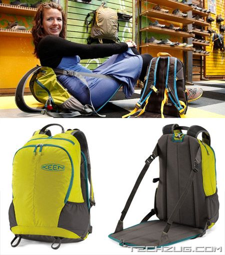 The New Advanced Backpacks Collection