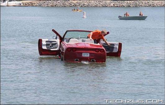 Amazing Water Boat luxury