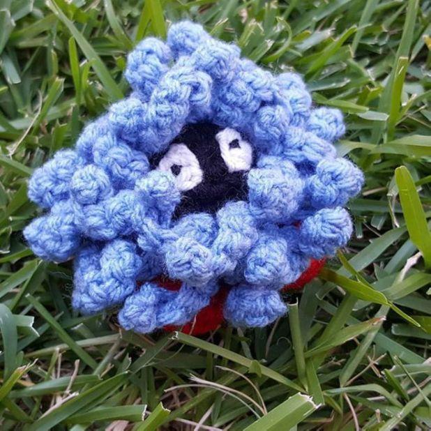 Pokémon Crochet Free Pattern - Home | Facebook | 618x618
