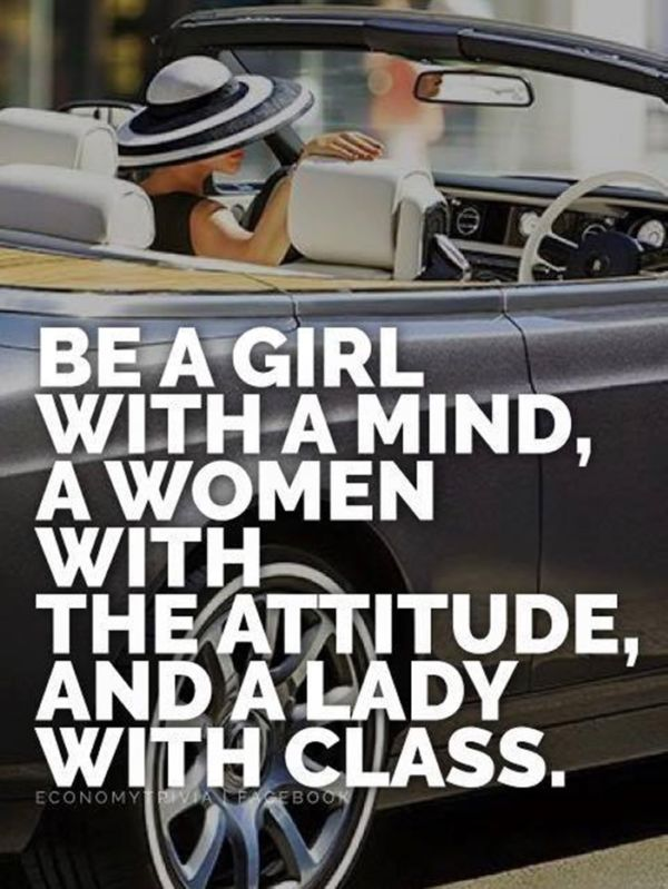 Being Woman – Classy Quotes | Funotic.com