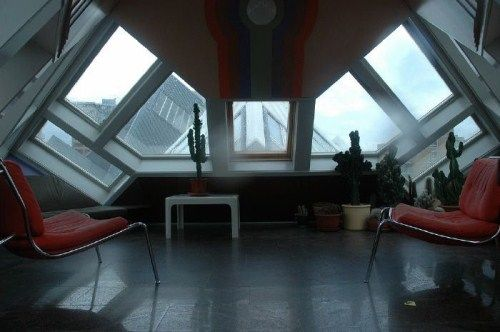 Amazing Cubic Houses By Piet Blom