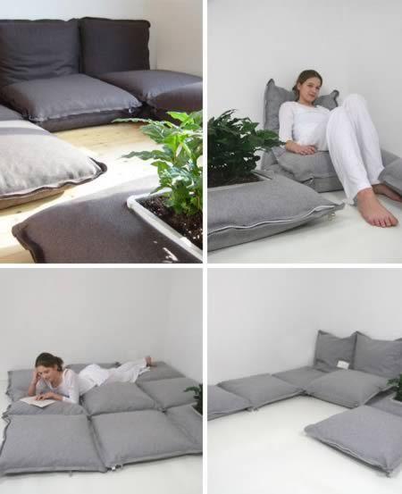 Coolest Floor Pillows