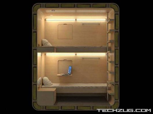 Amazing Cabin Home Sleepboxes