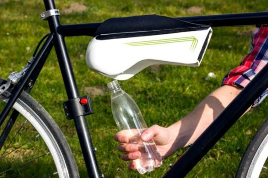 Drink Fresh Water From Air On The Go