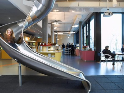 Amazing Google Office in Zurich