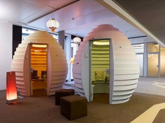 Amazing Google Office in Zurich