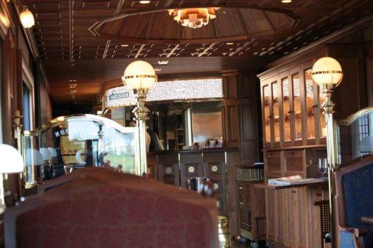 The Seven Stars Luxury Train In Kyushu, Japan