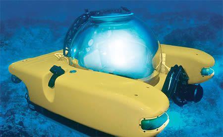 Top 10 Coolest Submarines