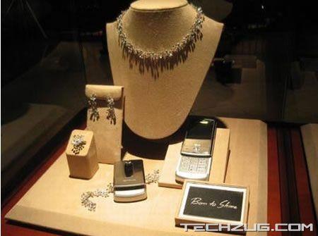 LG Shine with Diamonds