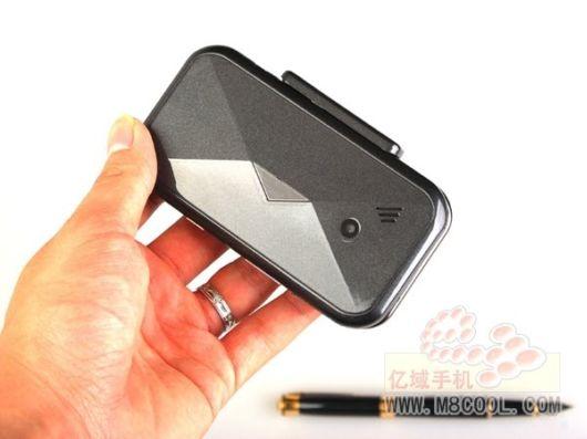 Nokia E97 Blends LG Versa Concept Phone