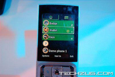 Nokia Location Sensor