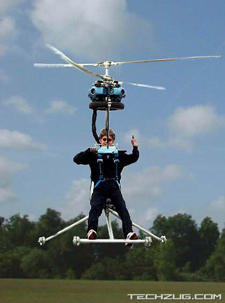 World's Smallest Co-axial Helipcopter