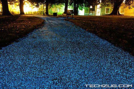 Starpath: Electricity-Free Alternative to Streetlights
