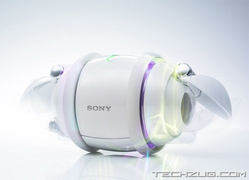 Amazing Sony Rolly Player