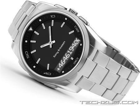Sony Ericsson Bluetooth Watches