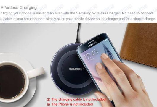 Samsung's Wireless Charging Technology
