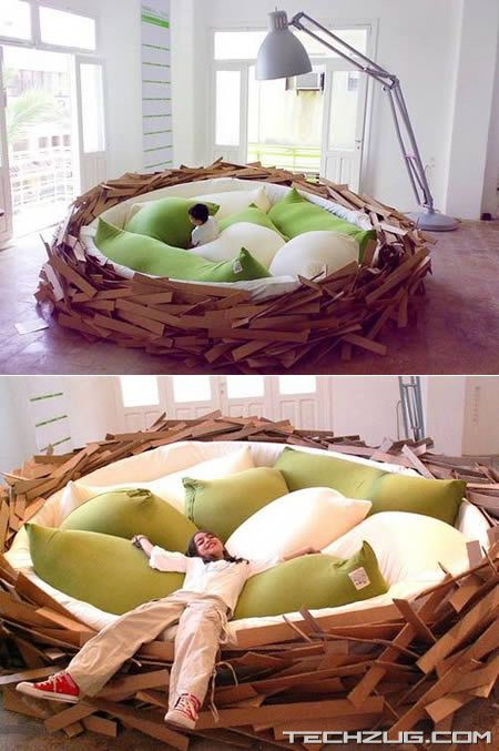 Cool Beds For Smartest People