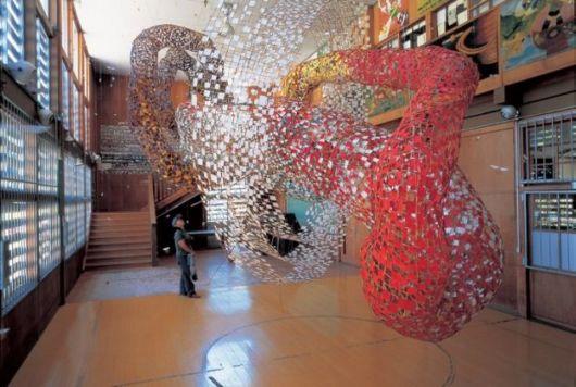 World's Largest Art Installation