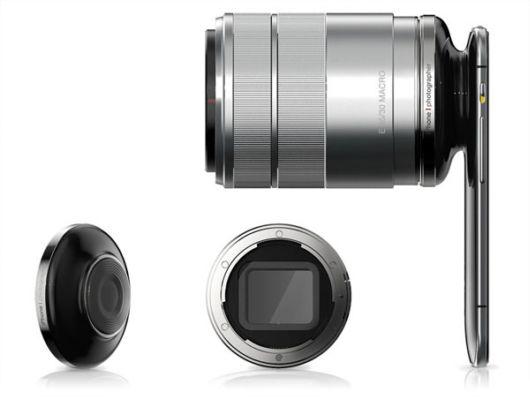 Interesting iPhone Pro Camera Concept '