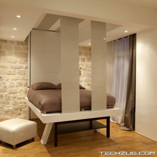 Amazing Beds For Small Spaces