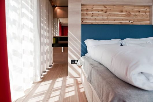 Amazing Sustainable Nomadic Home