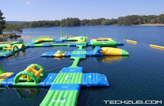 Real Water Playgrounds
