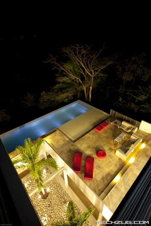 Most Spectacular Contemporary Home Swimming Pools
