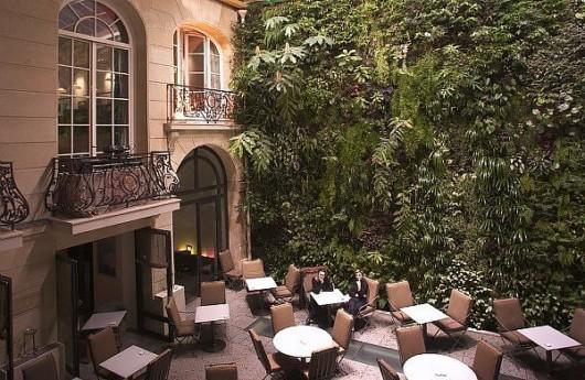 Living Walls, Vertical Gardens and Sky Farm