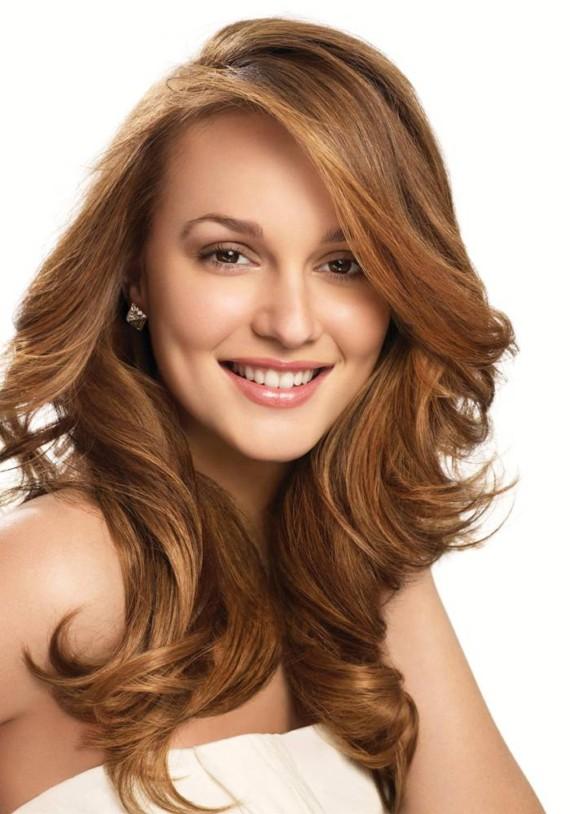 Gorgeous Leighton Meester for InStyle Magazine 2009