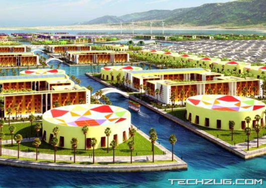 The Floating City Of The Future