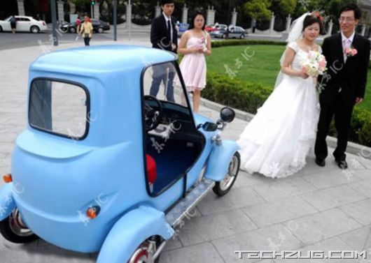 Worlds Cheapest Electric Car