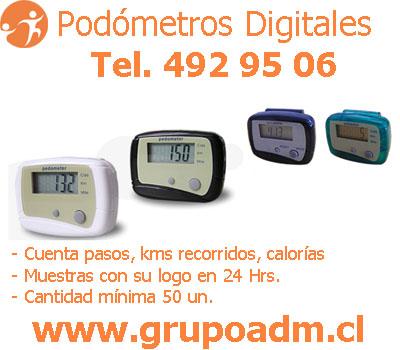 Cuenta Pasos para Merchandising Chile