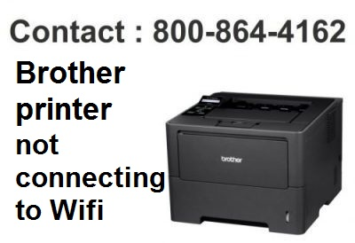 Brother printer not connecting to Wifi