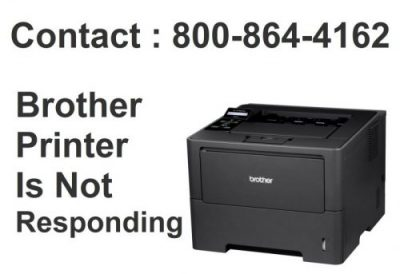 Brother Printer not responding