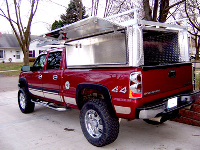pickup truck lumber racks truck racks