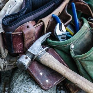 You need a home maintenance budget!