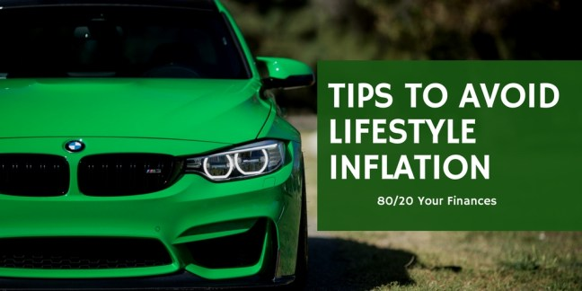 Tips to avoid lifestyle inflation when you get a raise; your personal finance will thank you!