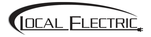 Local Electric small black logo