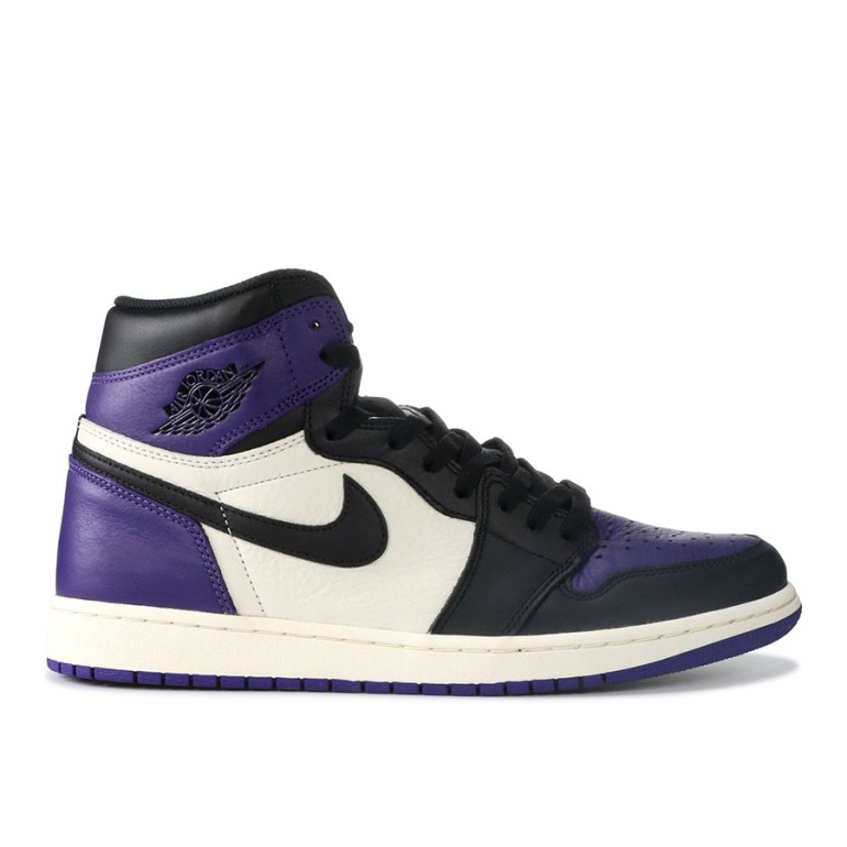 Court Purple 1's