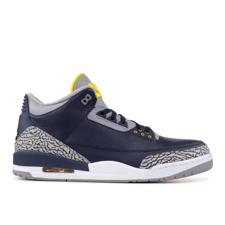 Michigan 3's