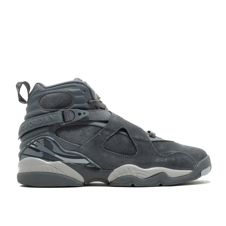 Cool Grey 8's