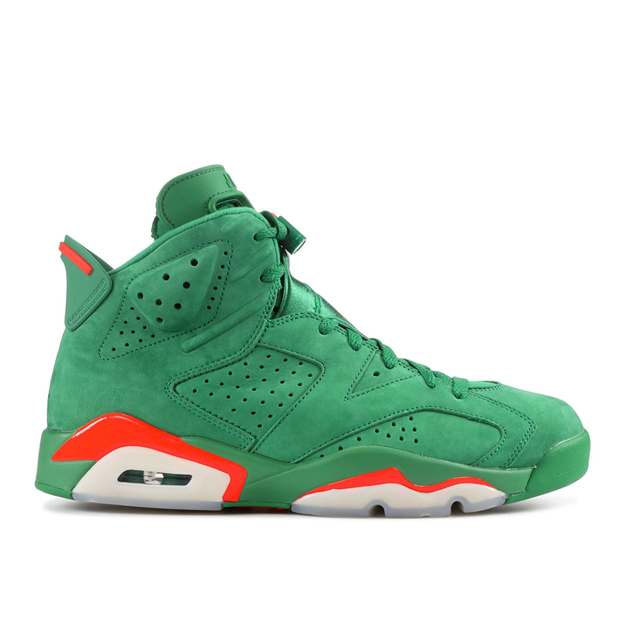 Gatorade Green 6's