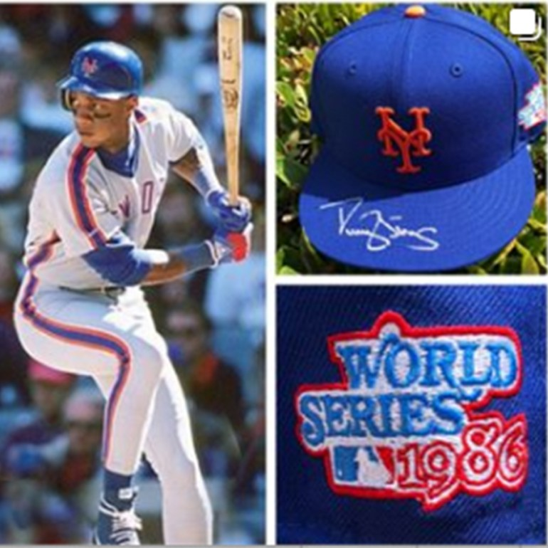 1986 World Series Hat