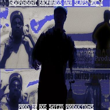 Independent Bac*hands (AkA Slaps) Vol. 1 Album-Poster
