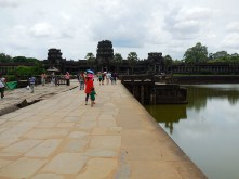 Bridge to Angkor