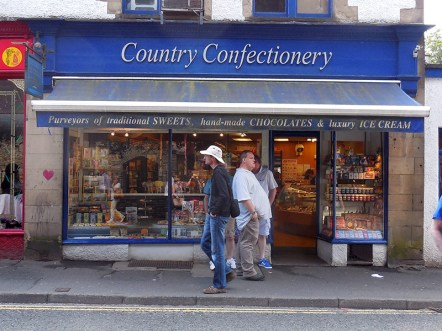 Pick up some Kendal Mint Cake from here!