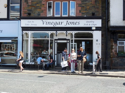 Vinegar Jones