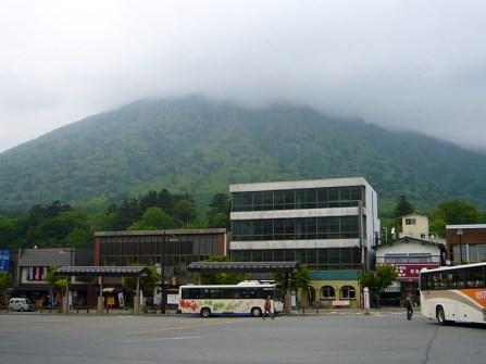 Chuzenji bus station